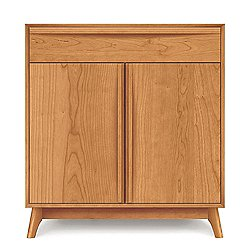 Catalina Cherry One-Drawer/Two-Door Buffet