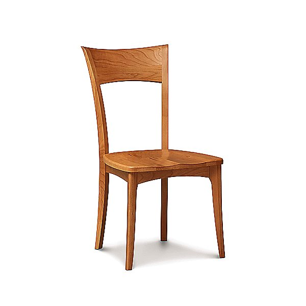 Ingrid Side Chair With Wood Seat