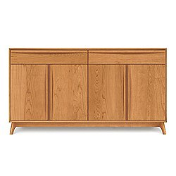 Catalina Cherry Two-Drawer/Four-Door Buffet