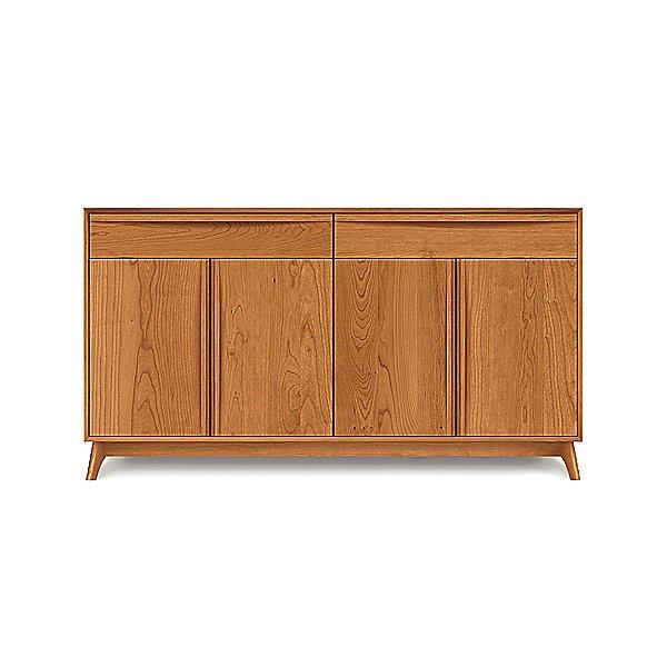 Catalina Cherry Two-Drawer/Four-Door Buffet