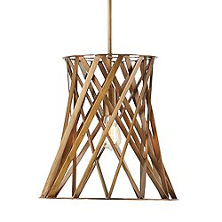 Crossed Metal Pendant by Capital Lighting - OPEN BOX RETURN