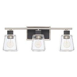Tux Bath Bar by Capital Lighting (3 Lights)-OPEN BOX RETURN