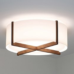 Plura Flush Mount Ceiling Light