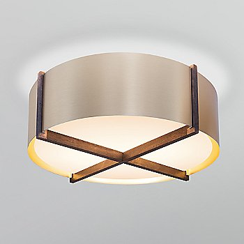Brushed Brass shade