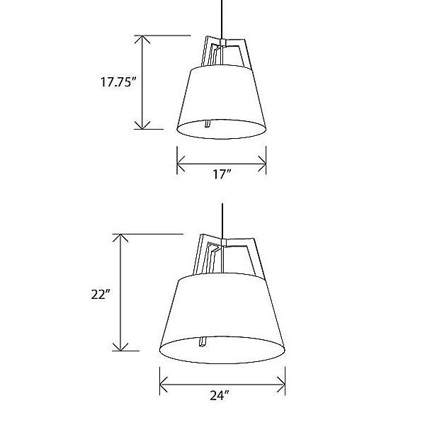 Imber Pendant Light