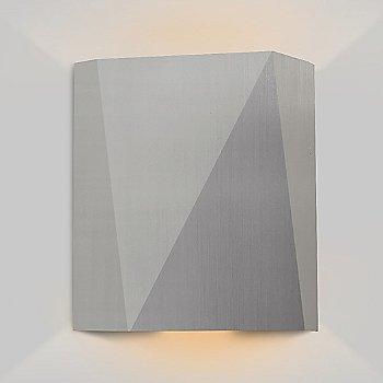 Marine Grade Brushed Stainless Steel finish / Uplight and Downlight / illuminated