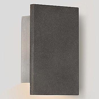 Black Concrete finish / illuminated