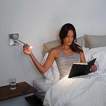 Libri LED Wall Sconce - Hardwired