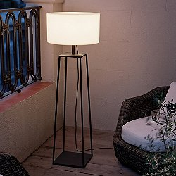 Tiffany 2 Outdoor Floor Lamp