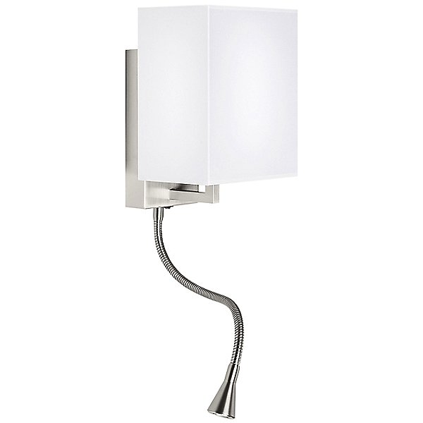 Turin Wall Sconce with Flexible Arm
