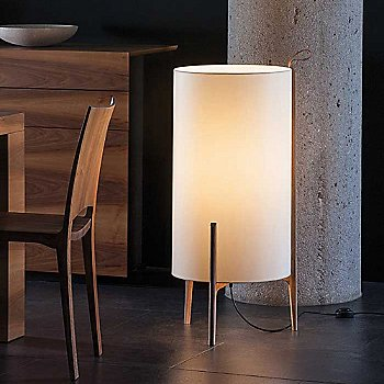 Greta Floor Lamp, in use