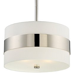 Grayson Drum Shade Pendant Light