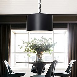 Alston Drum Pendant Light