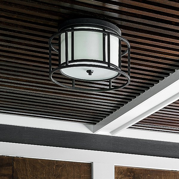 Hulton Flush Mount Ceiling Light