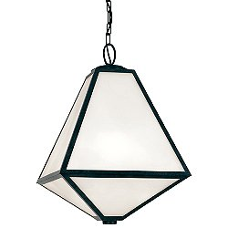 Glacier Outdoor Pendant Light