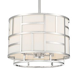 Danielson Drum Pendant Light