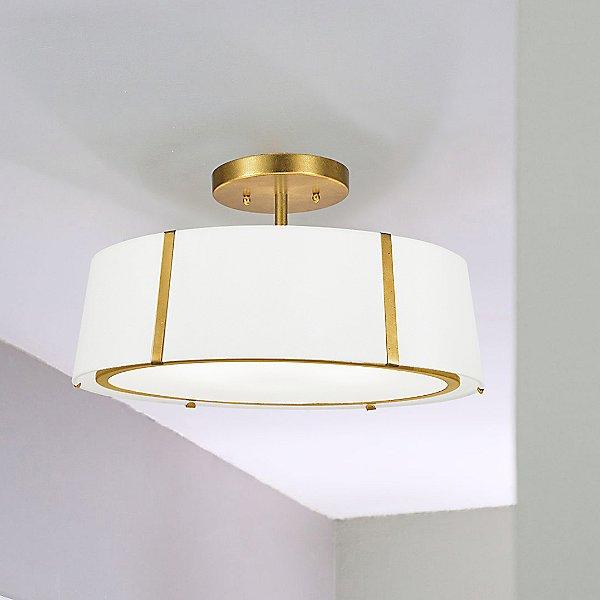Fulton Flush Mount Ceiling Light