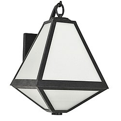 Glacier 2 Light Outdoor Wall Sconce