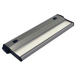 "Eco-Counter 8"" LED Undercabinet Light (Aluminum)-OPEN BOX"