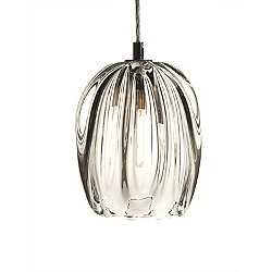 Thick Barnacle Barrel Pendant Light