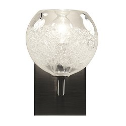 Elbow Round Bubble Wall Sconce