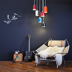 Tank Pendant 7 Light Combination Set