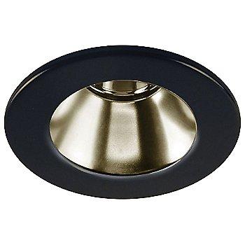 Black finish w/Metallic Grey interior color