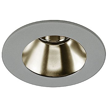 Metallic Grey finish w/Anodized Natural interior color