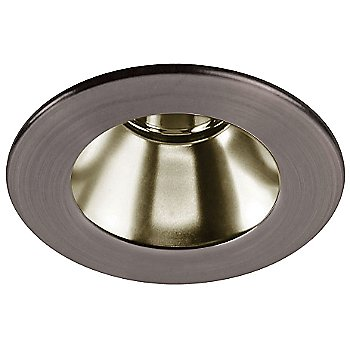 Antique Nickel finish w/Anodized Natural interior color