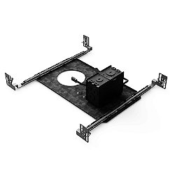 Ardito 3.5 Inch Round New Construction Housing
