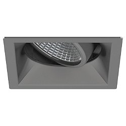 Ardito 2.5 Inch LED Square Adjustable Regressed Trim