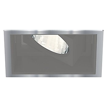 Chrome trim finish / Anodized reflector finish