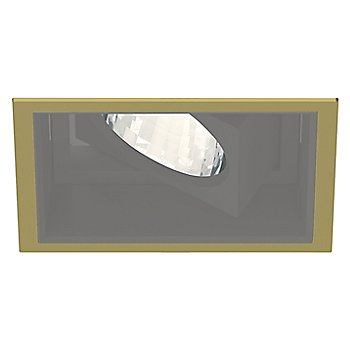 Gold Plated 24K trim finish / Anodized reflector finish