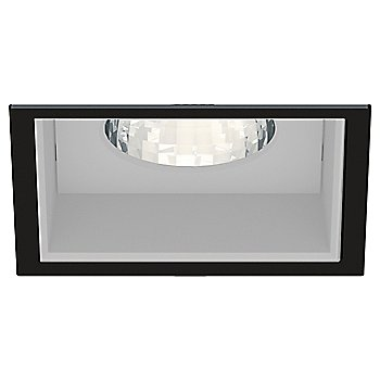 Matte Black Trim finish with Anodized Reflector