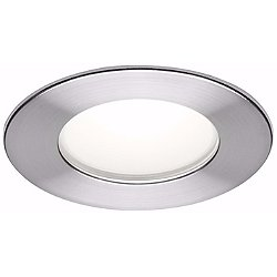 Urbai 4 Inch Round LED Shower Trim