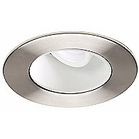 Urbai 4 Inch Round Adjustable Regressed LED Trim