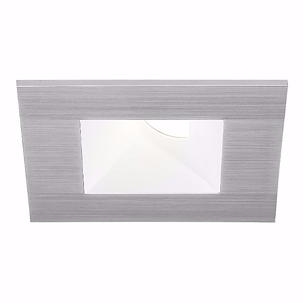 Urbai 4 Inch Square Regressed Wall Wash LED Trim