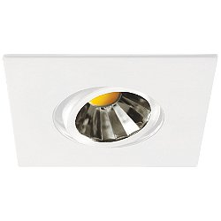 Concerto 3.5 Inch LED Adjustable Square Trim