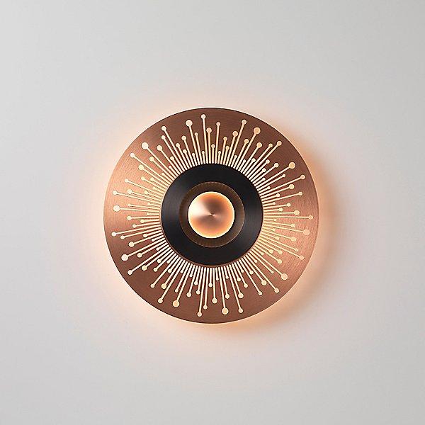 Earth Sun LED Wall / Ceiling Light
