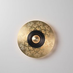 Earth Palm LED Wall / Ceiling Light