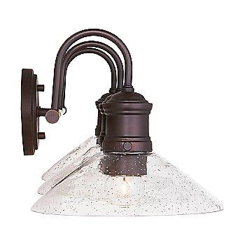 Bronze finish / illuminated