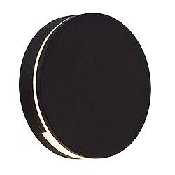 Round LED Step Light (Bronze) - OPEN BOX RETURN