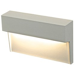 LED FORMS Horizontal Step Light(Silver Grey)-OPEN BOX RETURN