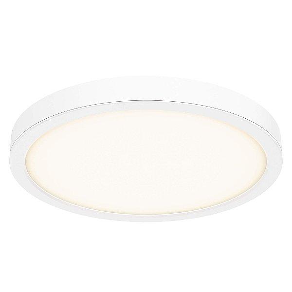 Color Temperature Changing LED Flush Mount Ceiling Light