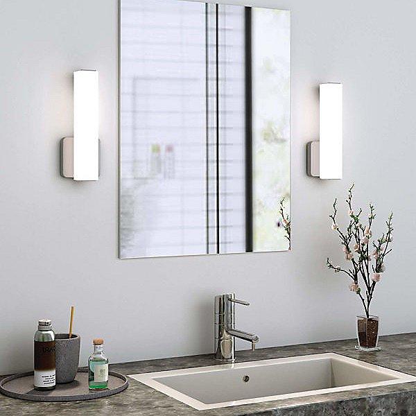 Modern Square LED Bathroom Wall Sconce