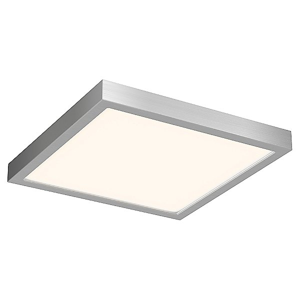 Dals Lighting Square Led Flush Mount Ceiling Light Ylighting Com