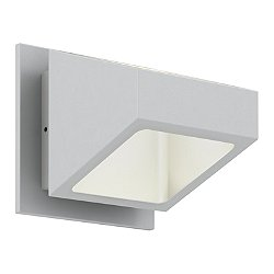 Trapezoidal LED Outdoor Wall Sconce