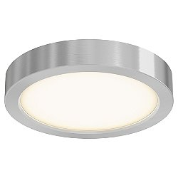 Round LED Flush Mount Ceiling Light