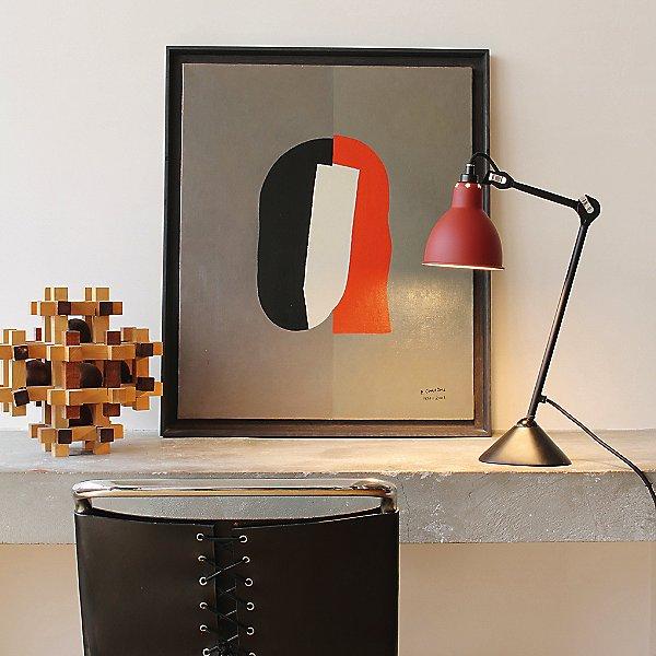 Lampe Gras No 205 Table Lamp
