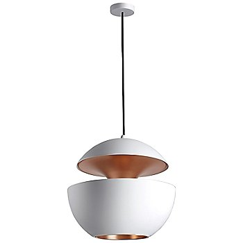 White/ Copper finish / X-Large size